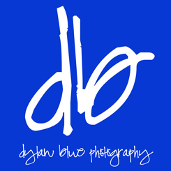 Dylan Blue Photography logo